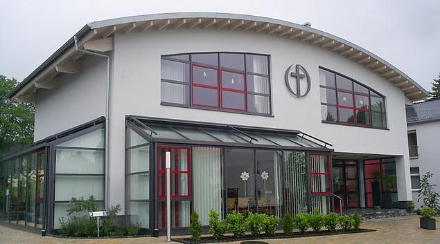 Gemeindehaus 2008