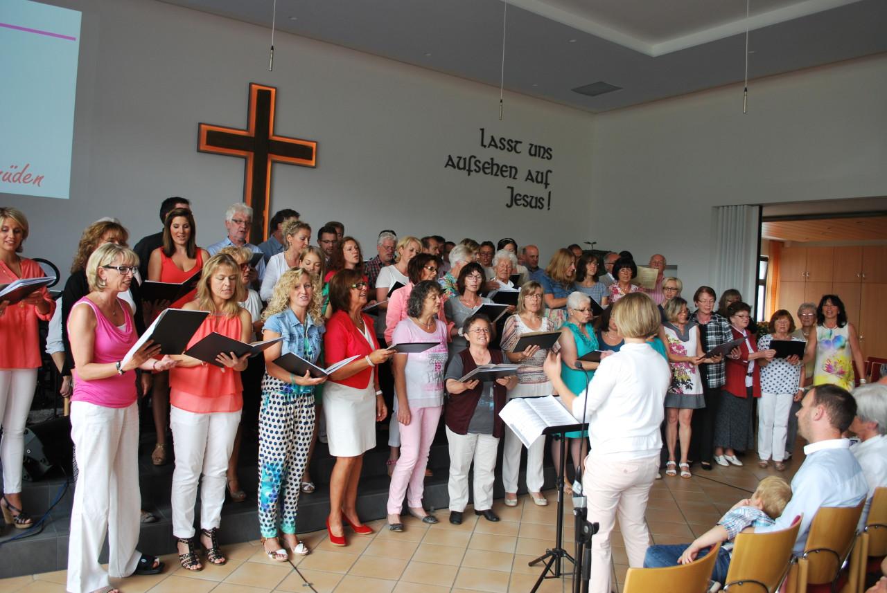Jubiläum – 125 Jahre Gemischter Chor