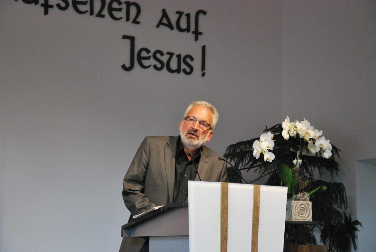 Burkhard Theis – FeG-Bundessekretär für die Region Mitte West